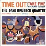 TIME OUT ; Dave Brubeck Quartet ★★★★★ 演奏、録音も素晴らしいJAZZ史に残る名盤